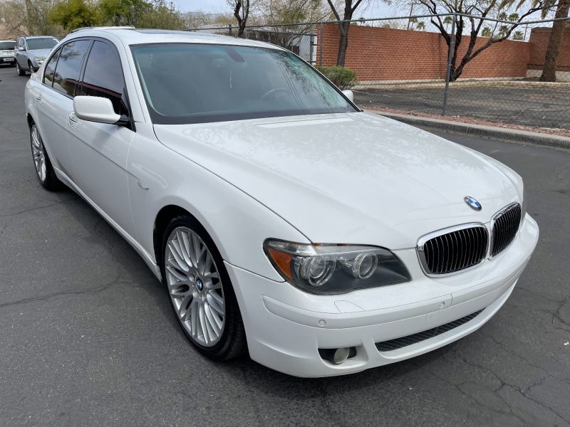 BMW 7-Series 2006 price $5,500