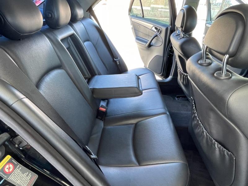 Mercedes-Benz C-Class 2003 price $4,990