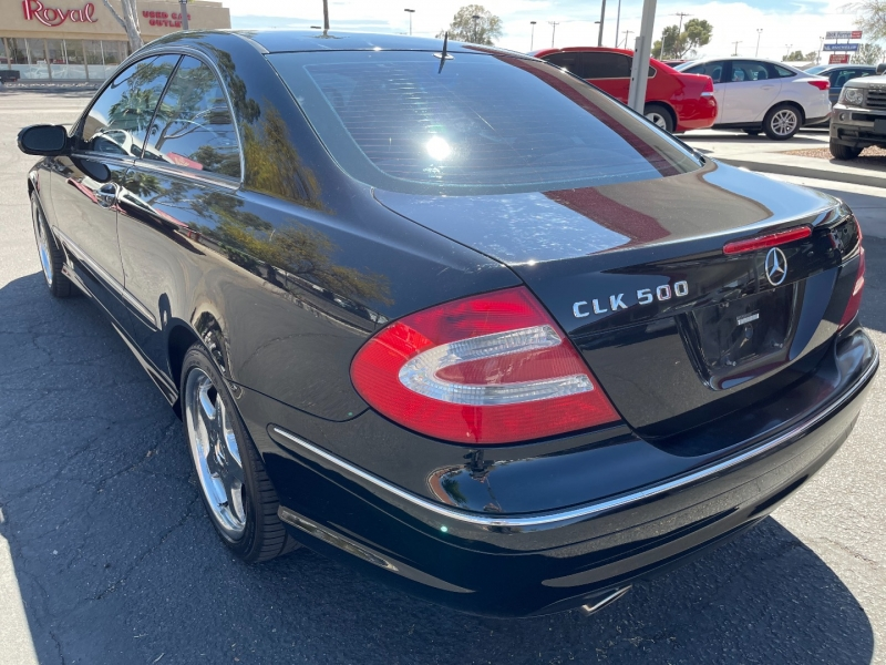 Mercedes-Benz CLK500 2003 price $6,550