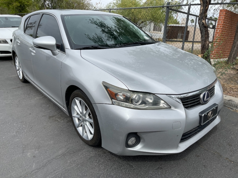Lexus CT 200h 2012 price $8,705