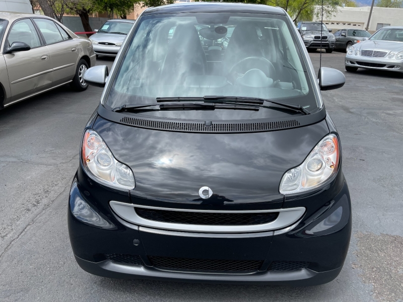 Smart fortwo 2008 price $7,990