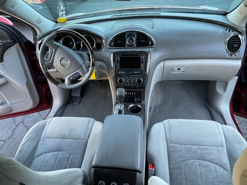 Buick Enclave 2014 price $9,490