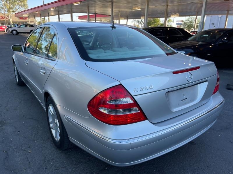 Mercedes-Benz E-Class 2003 price $8,990