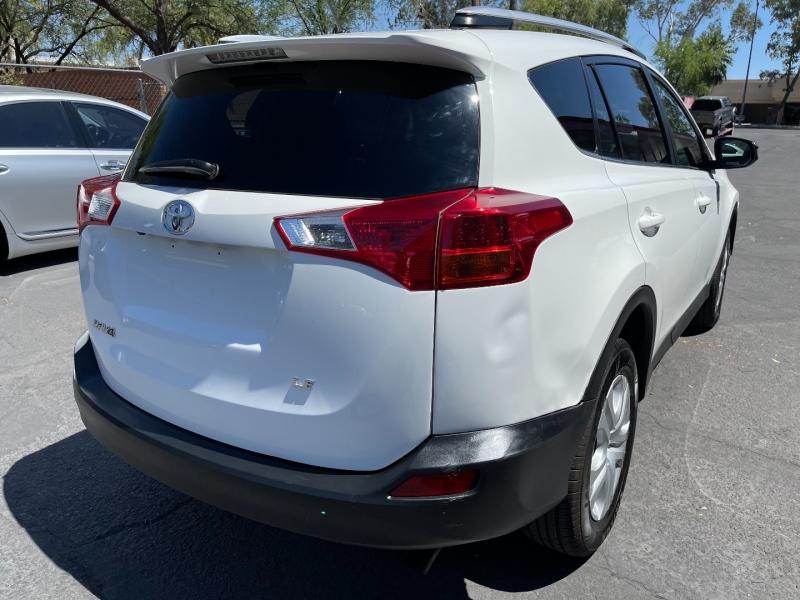 Toyota RAV4 2015 price $9,690