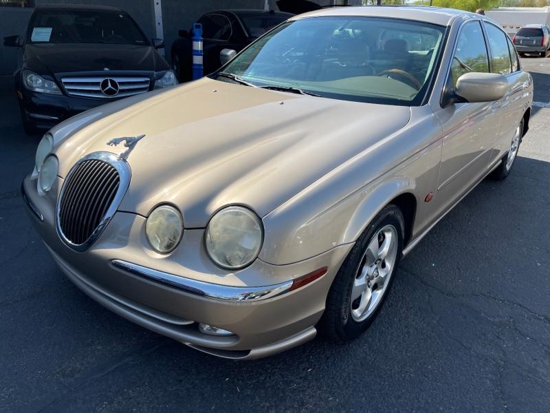 2000 Jaguar S-TYPE 4dr Sdn V6