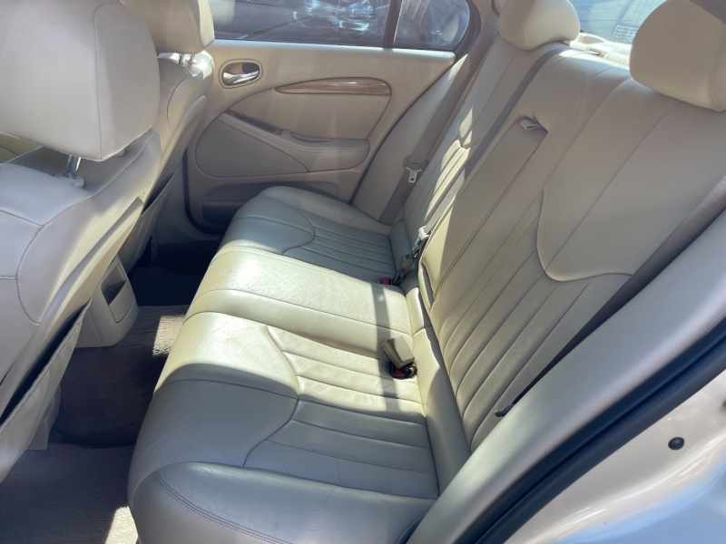 Jaguar S-TYPE 2000 price $4,990
