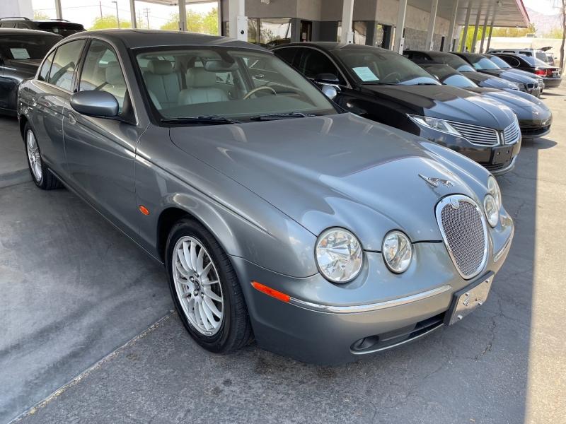 Jaguar S-TYPE 2006 price $7,490