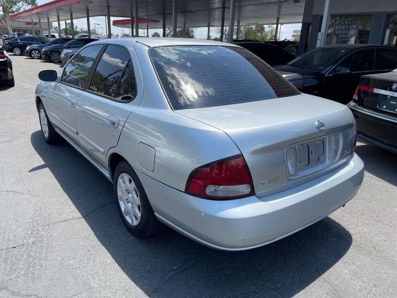 Nissan Sentra 2002 price $3,490