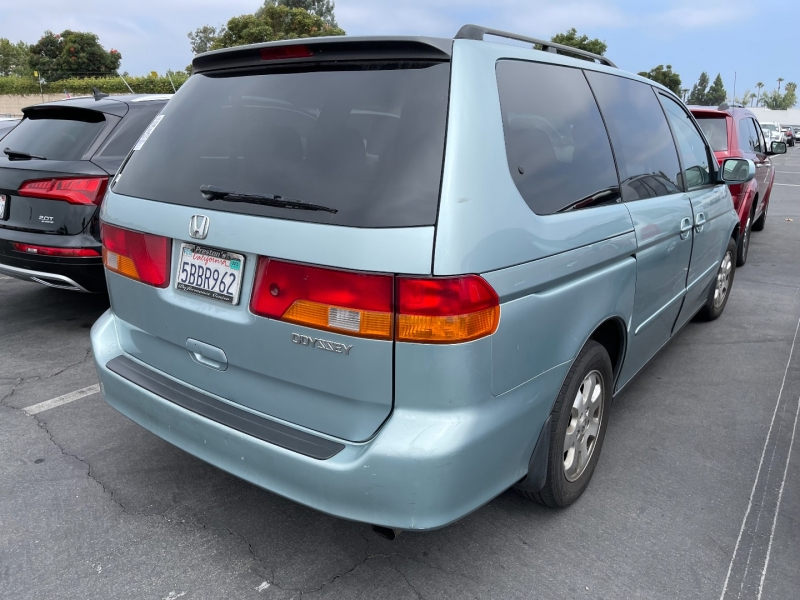 Honda Odyssey 2003 price $4,990