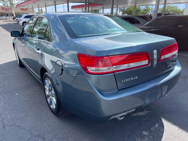 Lincoln MKZ 2011 price $11,800