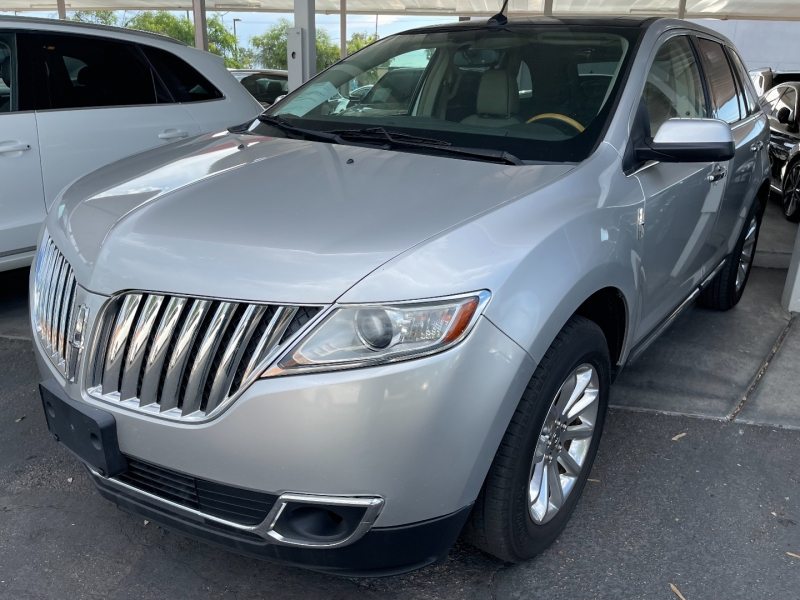 Lincoln MKX 2011 price $11,500