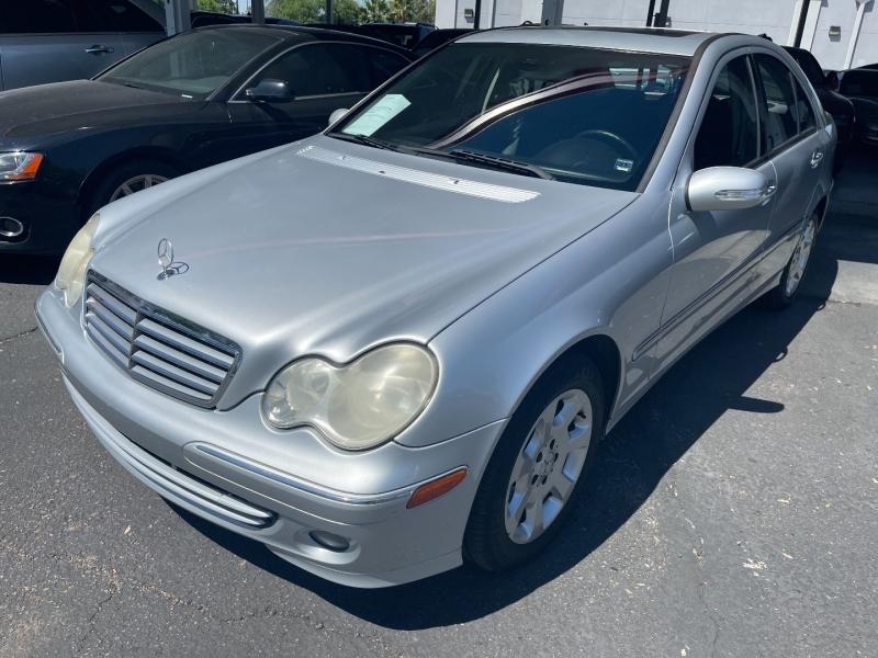 Mercedes-Benz C-Class 2006 price $5,990
