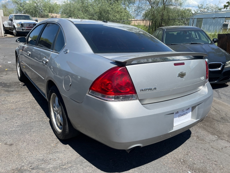 Chevrolet Impala 2008 price $5,500