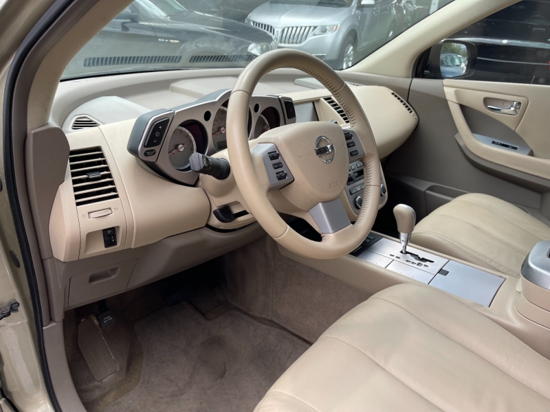 Nissan Murano 2007 price $5,490