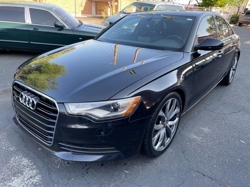 Audi A6 2015 price $18,490