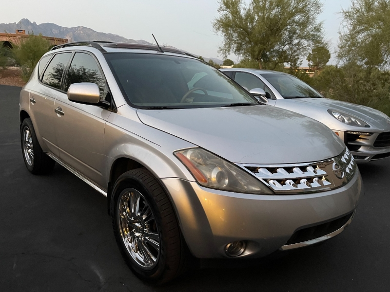 Nissan Murano 2006 price $5,500