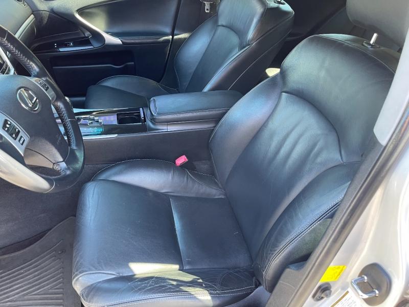 Lexus IS 250 2012 price $12,550