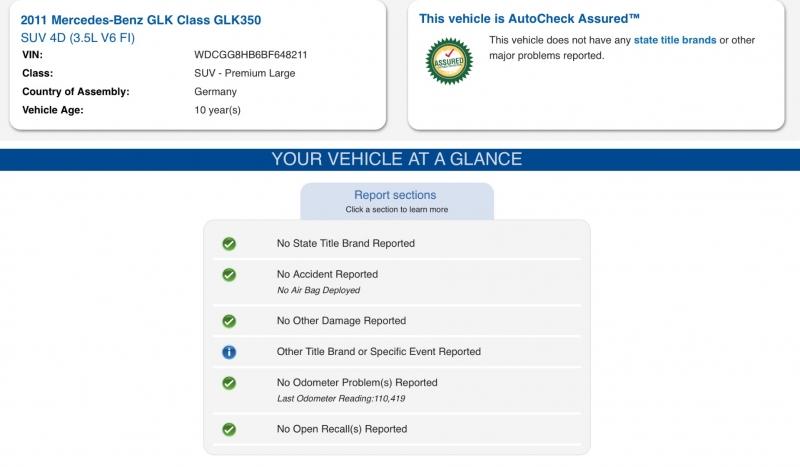 Mercedes-Benz GLK-Class 2011 price $12,990