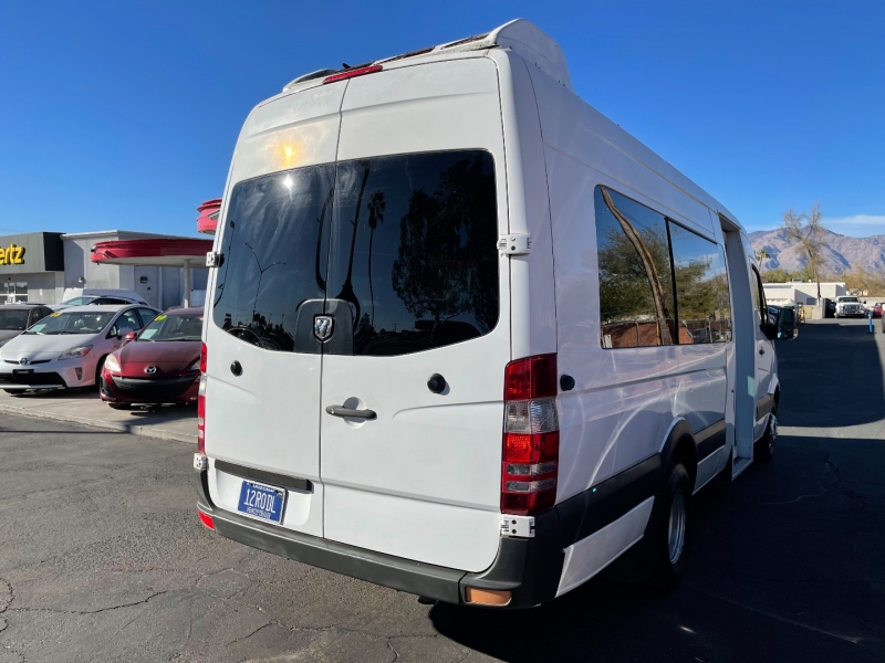 Dodge Sprinter 3500 2007 price