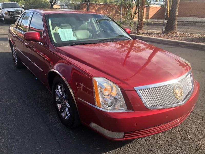 Cadillac DTS 2008 price $6,500