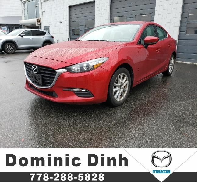 Mazda Mazda3 2018 price $15,468