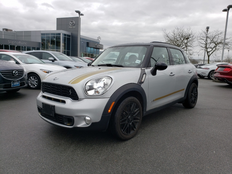 Mini Cooper S Countryman 2014 price $14,960