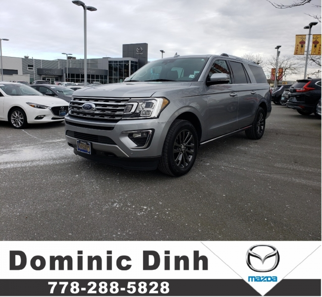 Ford Expedition 2020 price $79,963