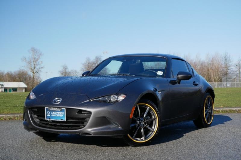 Mazda MX-5 RF 2017 price $29,986