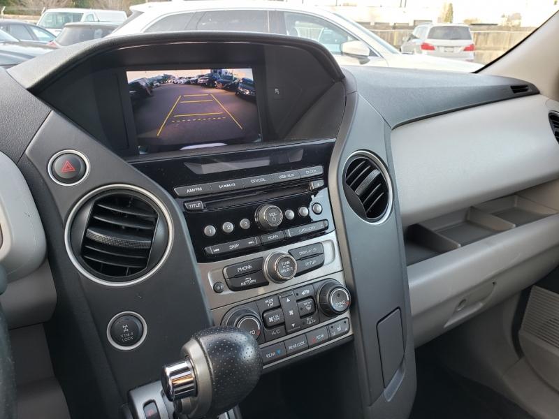 Honda Pilot 2013 price $25,997