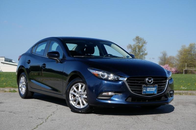Mazda Mazda3 2017 price $17,986