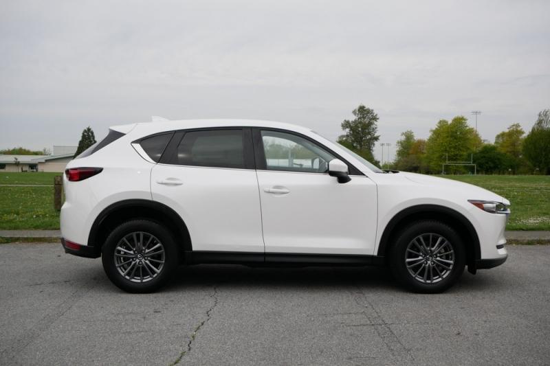 Mazda CX-5 2018 price $27,986
