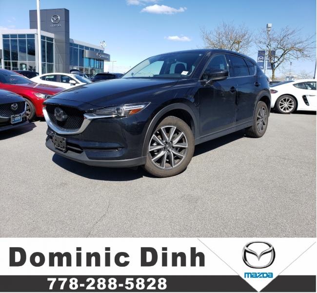 Mazda CX-5 2019 price $33,986