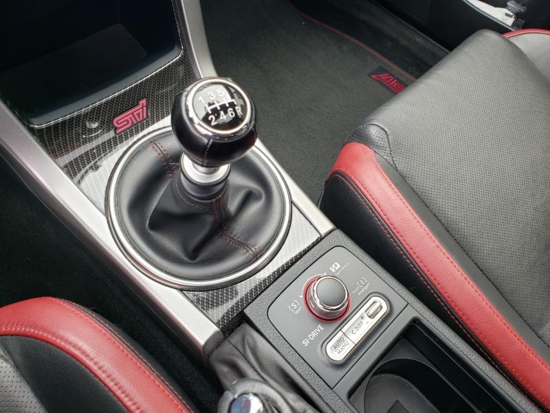 Subaru WRX STI 2017 price $35,968