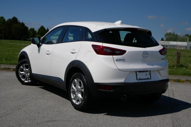 Mazda CX-3 2018 price $19,968