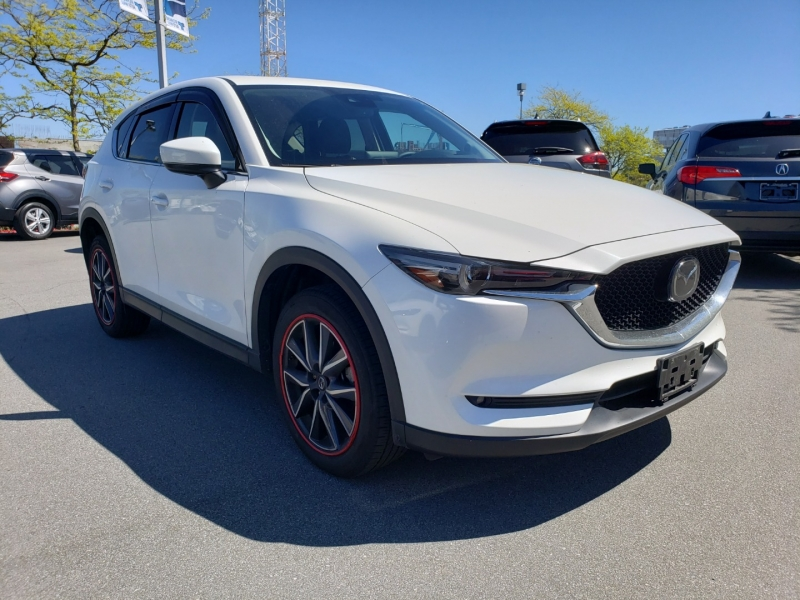 Mazda CX-5 2018 price $25,962