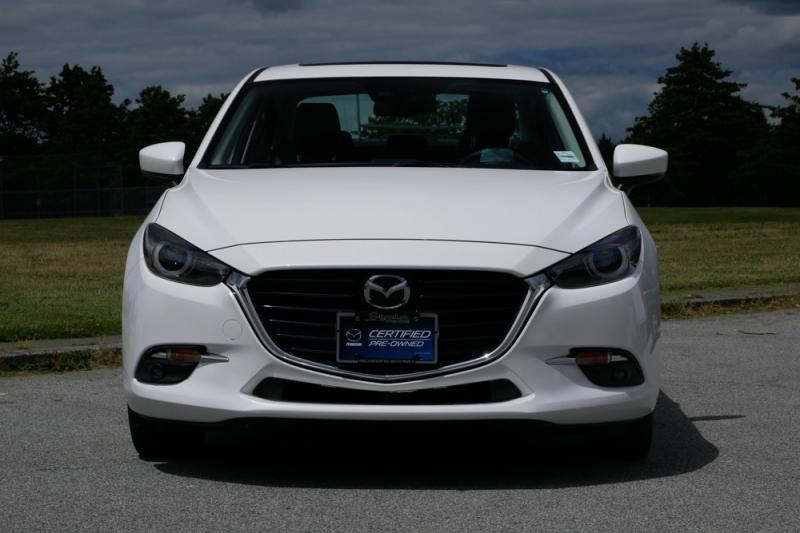 Mazda Mazda3 2017 price $18,986
