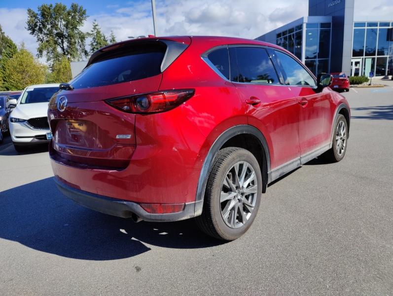 Mazda CX-5 2019 price $35,960