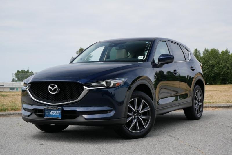 Mazda CX-5 2018 price $30,986