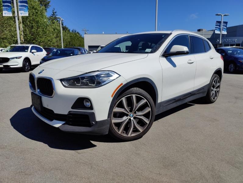 BMW X2 2018 price $33,989