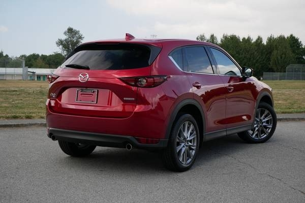 Mazda CX-5 2020 price $35,896