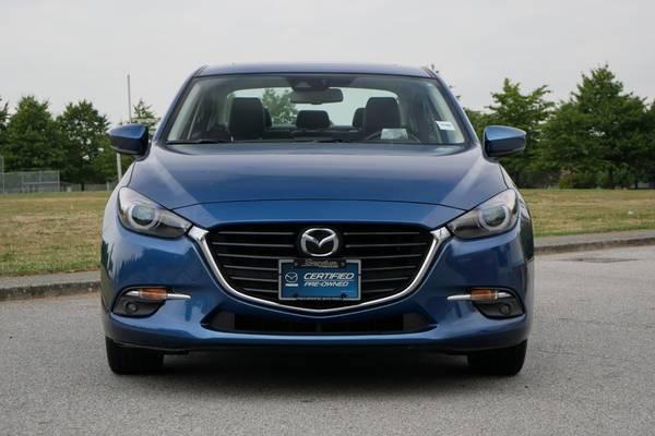 Mazda Mazda3 2017 price $19,960