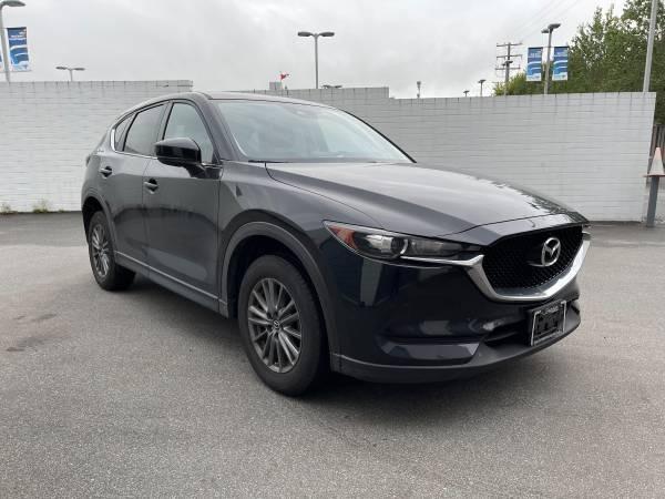 Mazda CX-5 2017 price $25,296