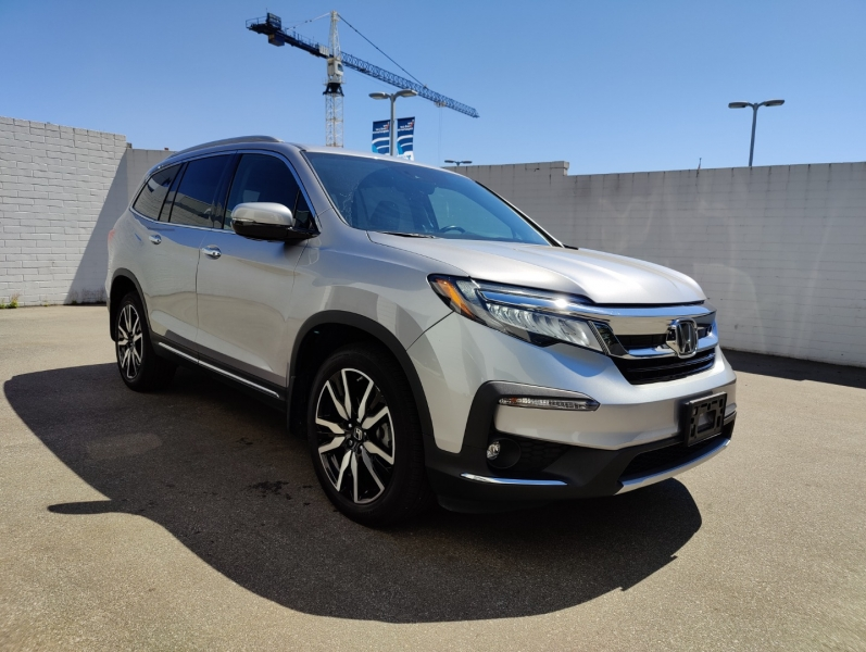 Honda Pilot 2019 price $45,969