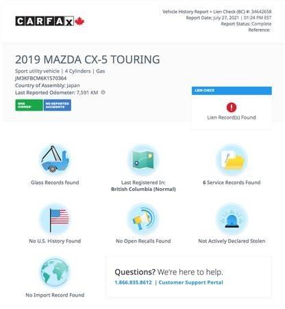 Mazda CX-5 2019 price $29,869