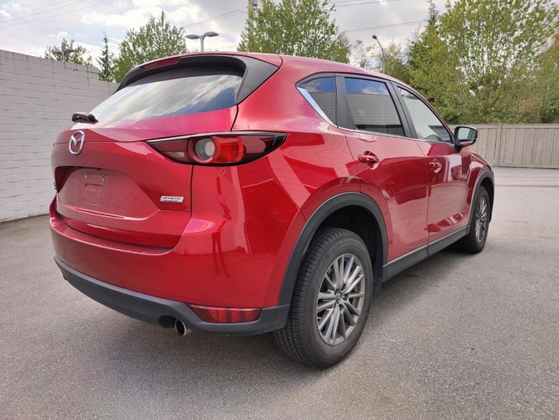 Mazda CX-5 2018 price $27,632