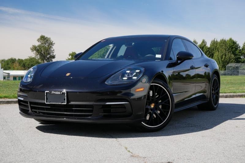 Porsche Panamera 2018 price $118,990
