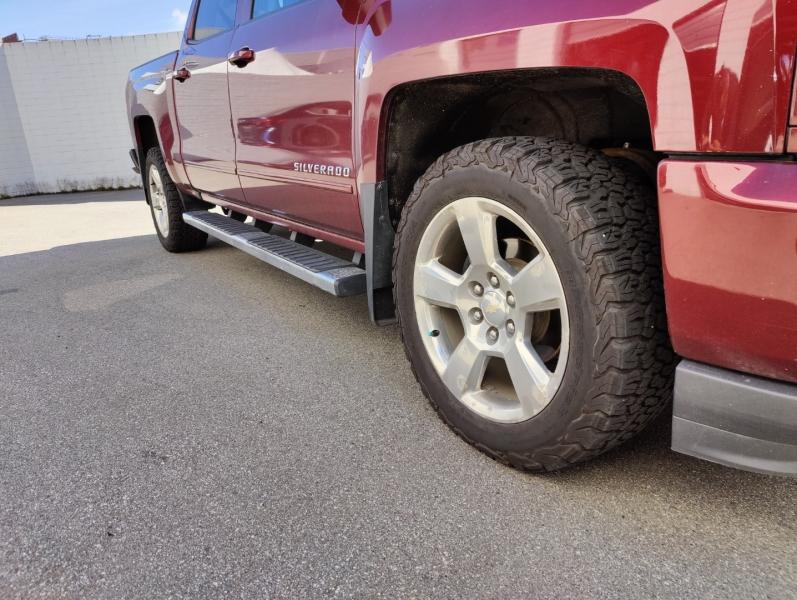 Chevrolet Silverado 1500 2017 price $34,986