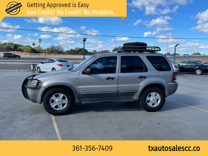FORD ESCAPE 2001 price $7,650