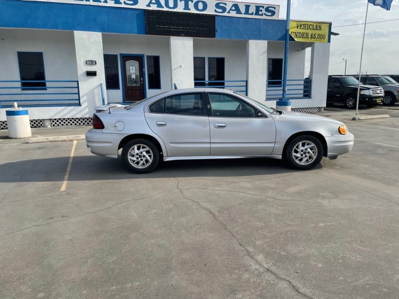 PONTIAC GRAND AM 2004 price $2,150