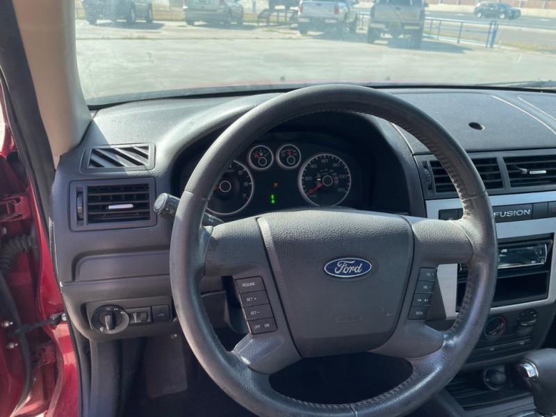 FORD FUSION 2007 price $6,450